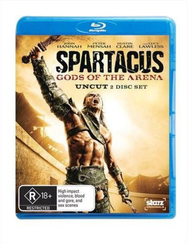 Spartacus: Gods of the Arena (uncut) - BLR Region B Free Shipping!