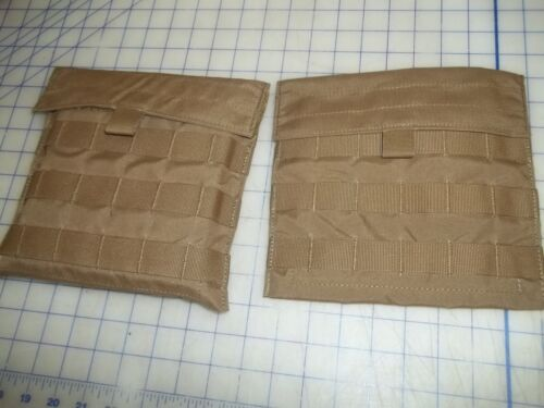 coyote USMC MARSOC FSBE molle pals scalable eagle ind pouches side plate carrierPouches - 158437