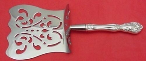 """Chateau Rose by Alvin Sterling Silver Asparagus Server Custom Hooded 9 1/2"""""""