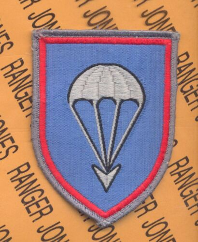 BRD GERMAN ARMY 26th Airborne Infantry Brigade parachute SSI shoulder patch Other Militaria - 135