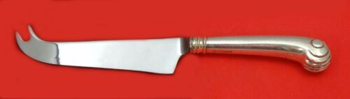 Onslow by Tuttle Sterling Silver Cheese Knife with Pick Custom Made HHWS