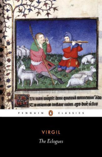 The Eclogues: Dual Language Edition by Virgil (Latin) Paperback Book Free Shippi