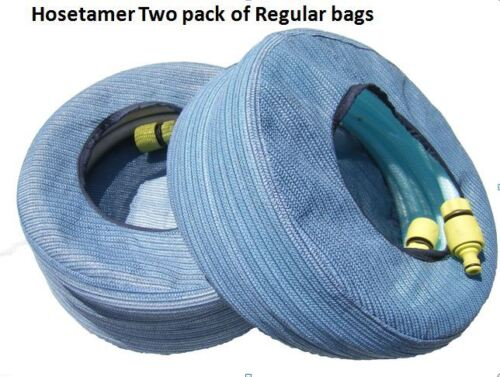 New Water Hose Bag Pack of 2 Caravan Camping RV Storage Hosetamer