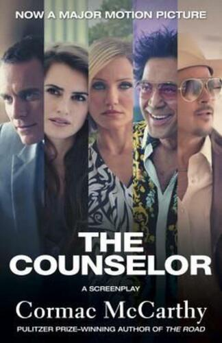 The Counselor: A Screenplay by Cormac McCarthy (English) Paperback Book Free Shi