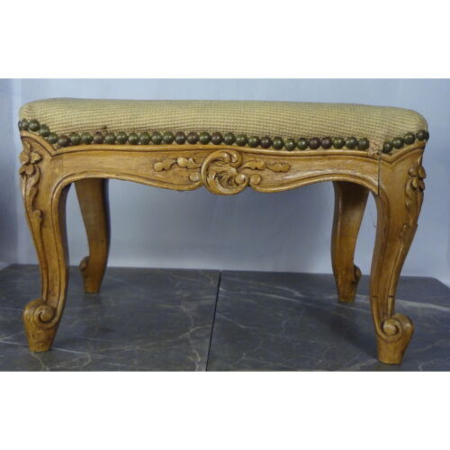French Louis 15th Style Footstool