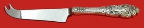 """Crown Baroque by Gorham Sterling Silver Cheese Knife w/Pick HHWS  Custom 7 1/2"""""""