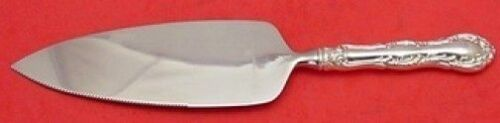 Old Atlanta by Wallace Sterling Silver Cake Server HH w/Stainless Custom 10 1/4""