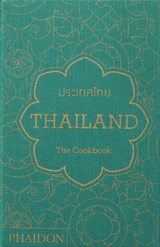 Thailand: The Cookbook by Jean-Pierre Gabriel (English) Hardcover Book Free Ship