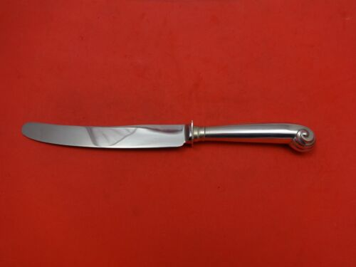 English Onslow by Worcester Sterling Silver Dinner Knife 10""