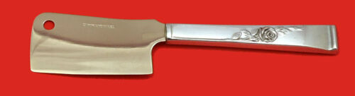 Classic Rose by Reed and Barton Sterling Silver Cheese Cleaver HHWS Custom