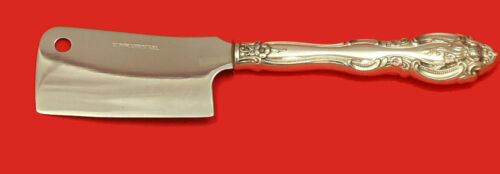 """La Scala by Gorham Sterling Silver Cheese Cleaver HHWS  Custom Made 6 1/2"""""""