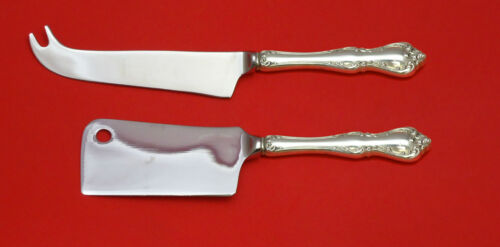 Debussy by Towle Sterling Silver Cheese Server Serving Set 2pc HHWS  Custom Made