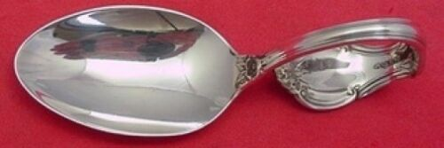 Wild Rose by International Sterling Baby Spoon Bent Handle Custom Made