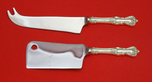 Marlborough by Reed & Barton Sterling Silver Cheese Serving Set 2pc HHWS  Custom