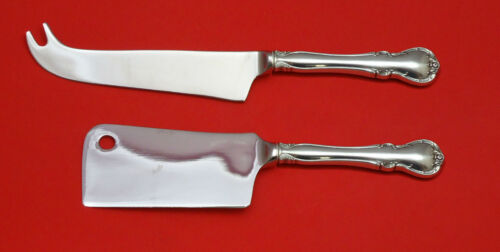 French Provincial by Towle Sterling Silver Cheese Serving Set 2pc HHWS  Custom