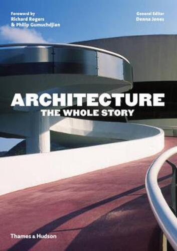 Architecture: the Whole Story by Denna Jones Paperback Book Free Shipping!