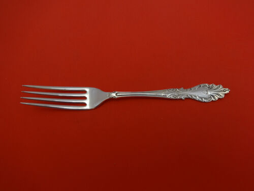 """Raphael by Rogers & Hamilton Plate Silverplate Luncheon Fork 7 1/8"""""""