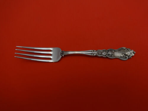 Moselle by International Plate Silverplate Luncheon Fork 7""