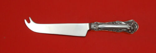 Nenuphar by American Plate Silverplate HHWS  Cheese Knife w/Pick Custom Made