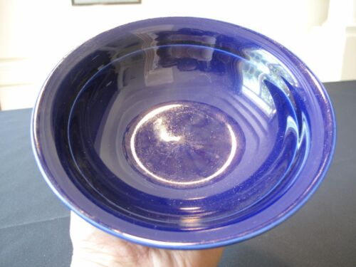 Early 20th Century Chinese Republic Period Blue Glaze Bowl