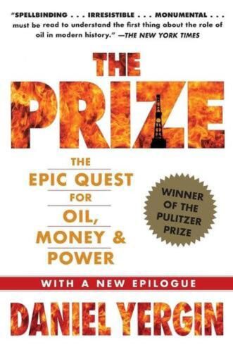 The Prize: The Epic Quest for Oil, Money & Power by Daniel Yergin (English) Pape