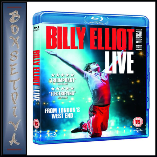 BILLY ELLIOT THE MUSICAL **NEW BLU-RAY**