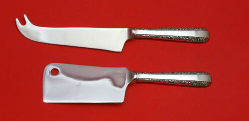 Candlelight by Towle Sterling Silver Cheese Server Serving Set 2pc. HHWS  Custom