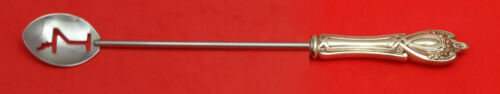 """Monticello by Lunt Sterling Silver Martini Spoon HHWS  Custom Made Approx. 10"""""""