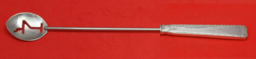 """Old Lace by Towle Sterling Silver Martini Spoon HHWS  Custom Made Approx. 10"""""""
