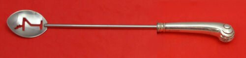 """Onslow by Tuttle Sterling Silver Martini Spoon HHWS  Custom Made Approx. 10"""""""