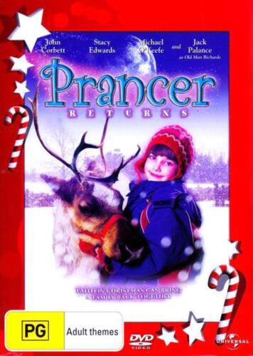 Prancer Returns - DVD Region 4 Free Shipping!