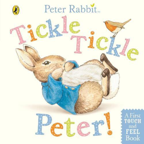Peter Rabbit: Tickle Tickle Peter! by Beatrix Potter (English) Board Books Book