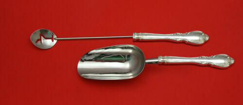 Legato by Towle Sterling Silver Bar Set 2pc HHWS  Custom Made