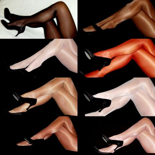 Superior High Glossy Tights Pic Sz Color 40 Den Shiny for Hooters Uniform Peavey