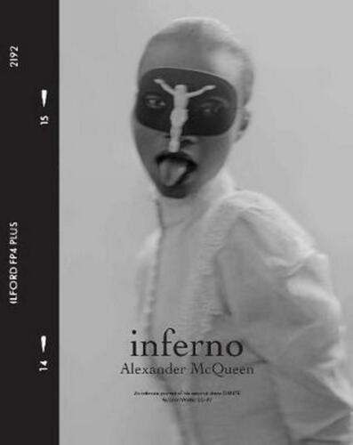 Inferno: Alexander McQueen by Kent Baker (English) Hardcover Book Free Shipping!