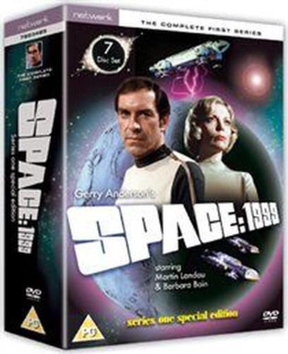 Space - 1999: Series 1 - DVD Region 2 Free Shipping!