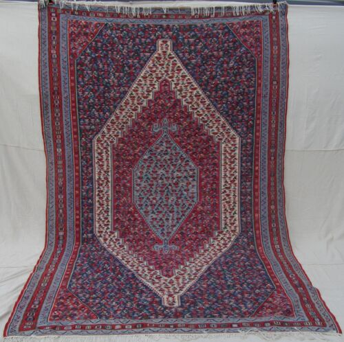 ROOM SIZED EAST ANATOLIAN KILIM ESTATE CARPET ~~ EXCEPTIONAL PIECE ~ ULTRA CLEAN