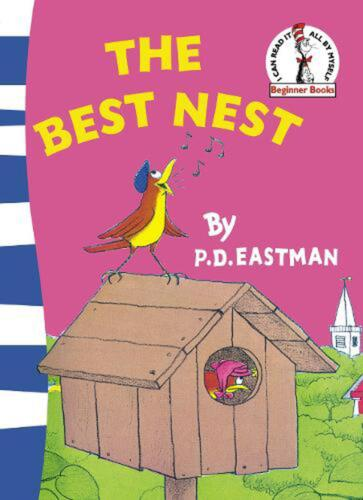 The Best Nest by P.D. Eastman Paperback Book Free Shipping!