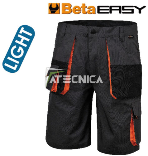 BERMUDA DA LAVORO BETA WORK 7861 7861E E EASY TWILL 180GR PROFESSIONALE