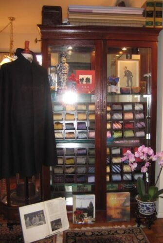 Beautiful Antique Rare Double Sided Display Case/Cabinet Fully Restored On Sale