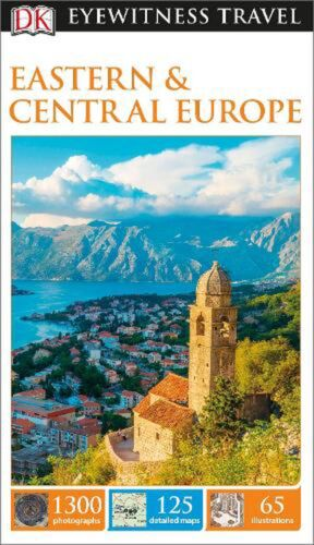 Dk Eyewitness Travel Guide: Eastern and Central Europe by DK Travel Paperback Bo
