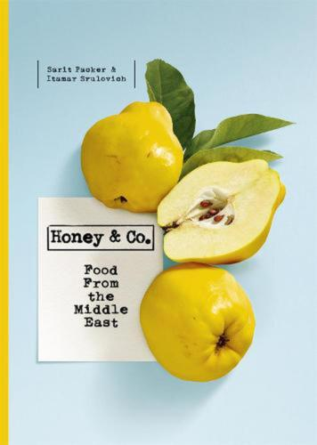 Honey & Co: Food from the Middle East by Itamar Srulovich Hardcover Book Free Sh