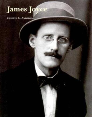 James Joyce by Chester G. Anderson Paperback Book Free Shipping!