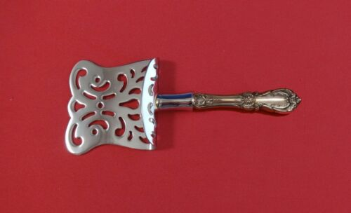 """Burgundy by Reed & Barton Sterling Silver Petit Four Server 6"""" HHWS  Custom Made"""