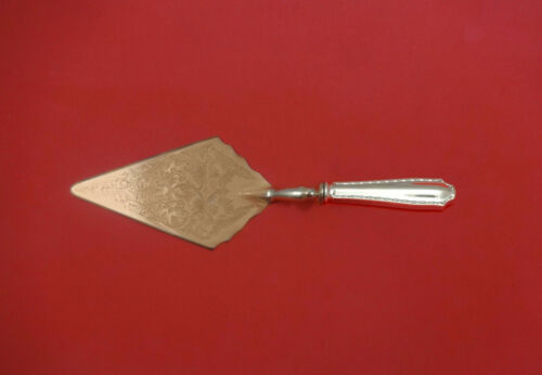 Marquise by Tiffany & Co. Sterling Silver Pastry Server Vermeil HH Custom
