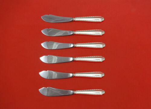 Marquise by Tiffany & Co. Sterling Silver Trout Knife Set 6pc. HHWS  Custom