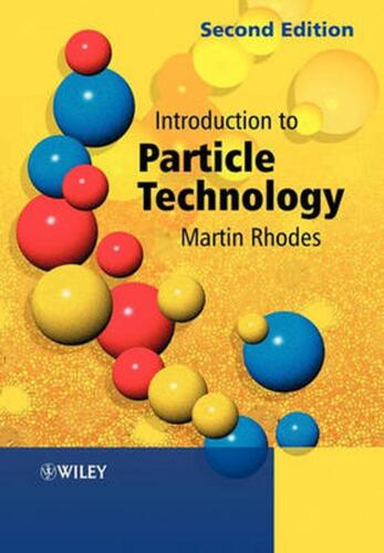 Introduction to Particle Technology by Martin Rhodes (English) Paperback Book Fr