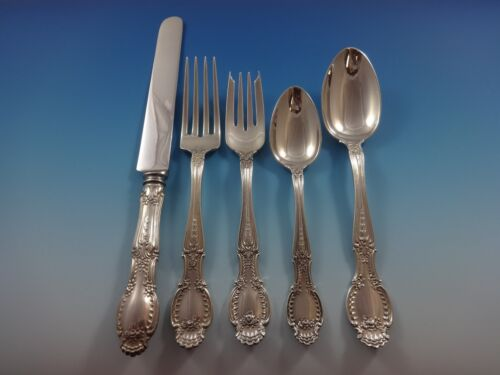 Richelieu by Tiffany & Co. Sterling Silver Flatware Set Service 30 Pieces