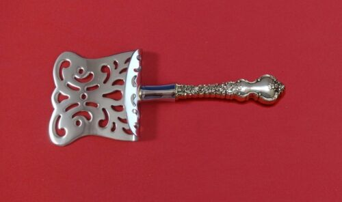 Du Barry by International Sterling Silver Petit Four Server HHWS  Custom Made 6""