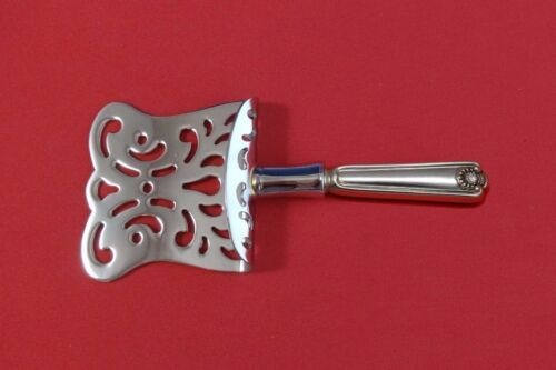 Fiddle Shell by Frank Smith Sterling Silver Petit Four Server HHWS  Custom